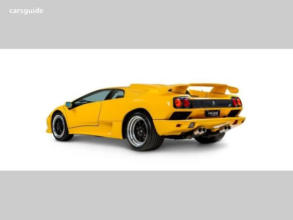 1999 Lamborghini Diablo Sv For Sale 479 000 Manual Coupe Carsguide