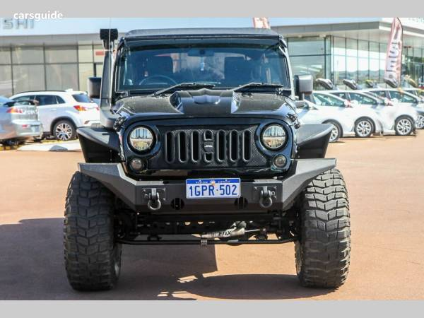Jeep Wrangler 7 Seater People Mover For Sale Sydney Nsw Carsguide