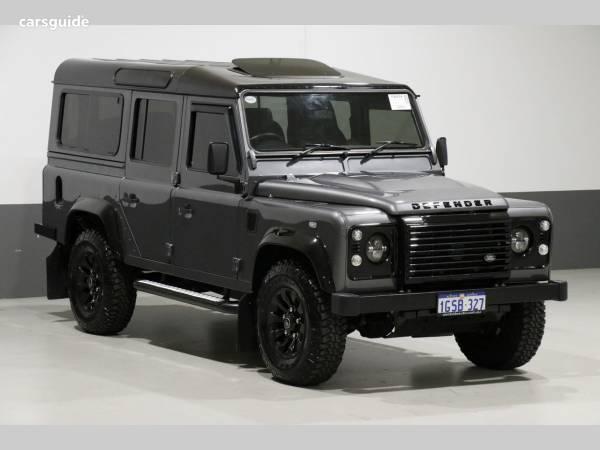 Land Rover Defender 110 >> 2016 Land Rover Defender 110 4x4 For Sale 82 984 Manual Suv