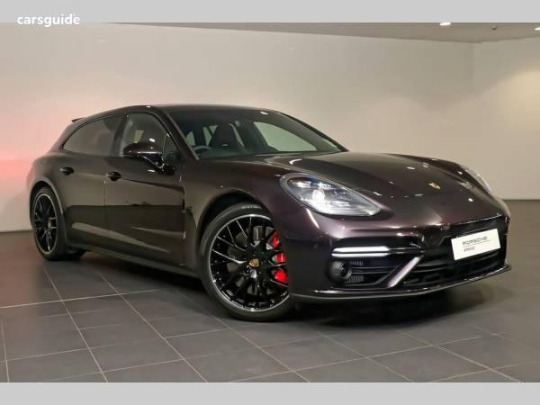 9fc80fe3d 2018 Porsche Panamera Turbo Sport Turismo For Sale $449,900 ...