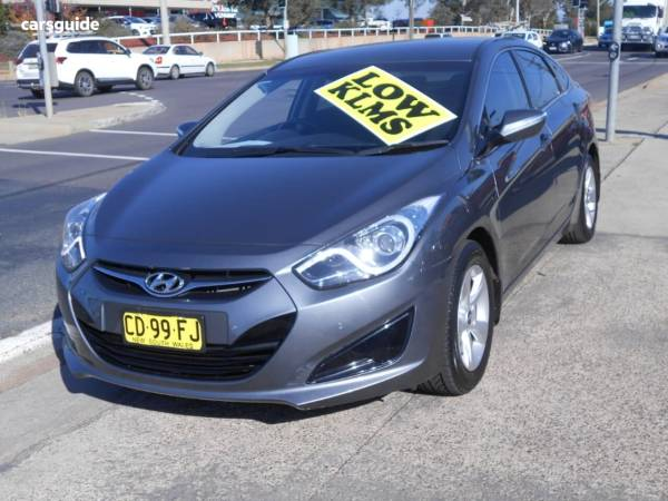 2014 Hyundai I40 Active For Sale $14,880 Automatic Sedan | carsguide