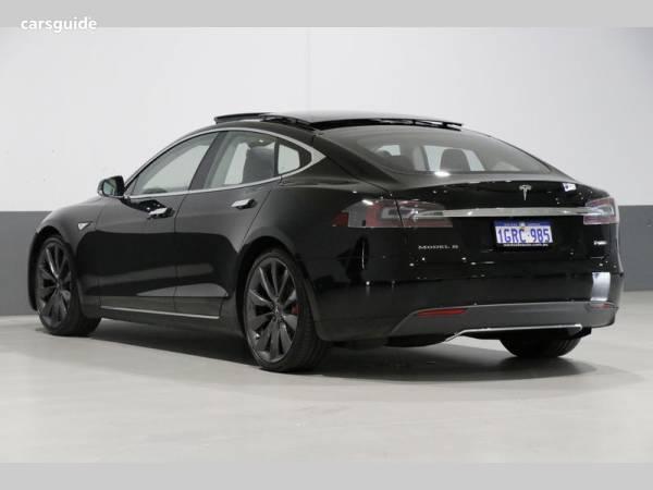 Tesla Model S Hatchback for Sale Bentley 6102, WA   carsguide