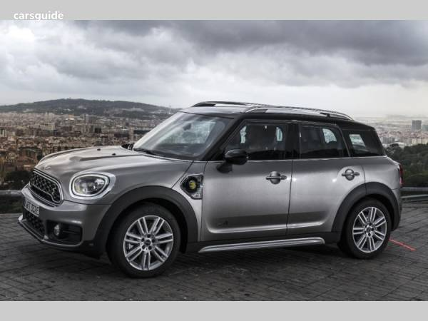 2019 Mini Countryman Cooper S E All4 Hybrid For Sale 57200