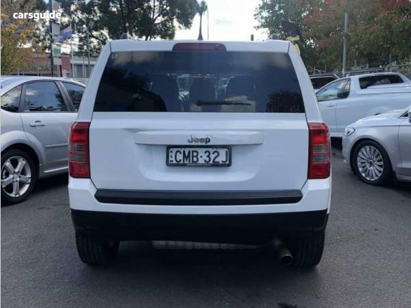 Jeep Patriot SUV for Sale Arncliffe 2205, NSW | carsguide