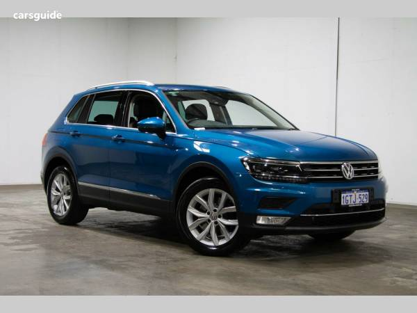 2017 Volkswagen Tiguan 140 TDI Highline For Sale $44,999 Automatic