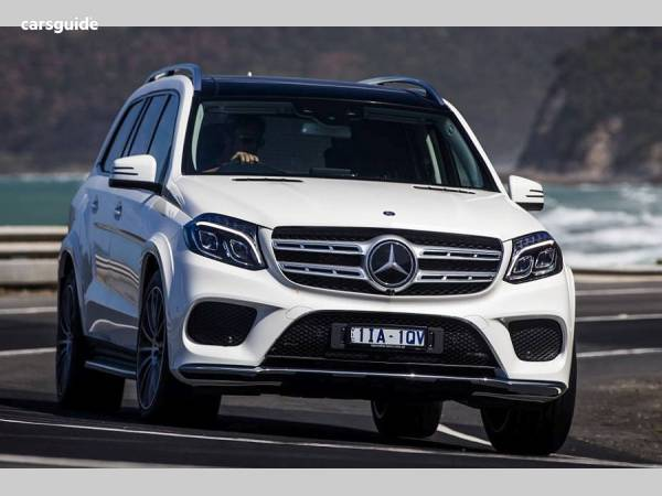 New Mercedes Benz >> 2019 Mercedes Benz Gls500 4matic For Sale 165 129 Automatic Suv
