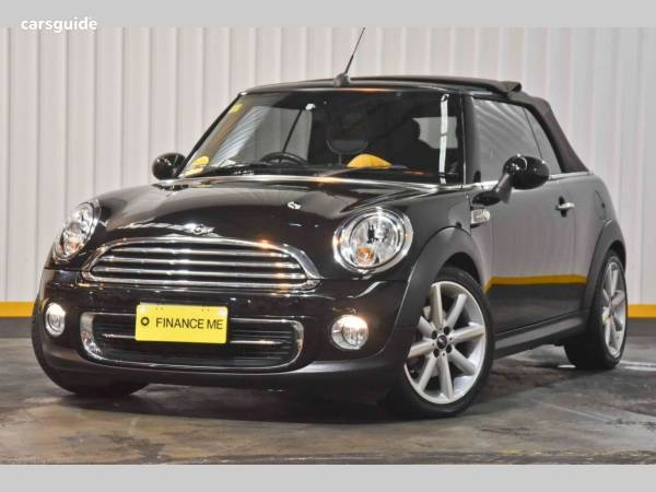 2013 Mini Cabrio Cooper Highgate For Sale 18442 Automatic