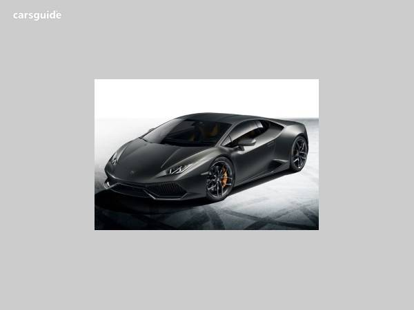 2019 Lamborghini Huracan Lp 580 2 Rwd For Sale 390 000 Automatic
