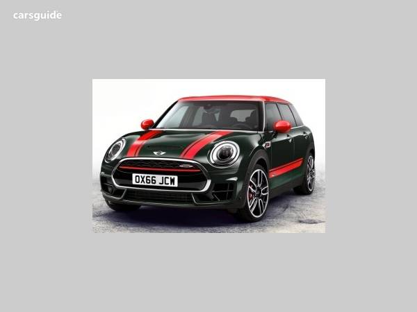 2019 Mini Clubman John Cooper Works All 4 For Sale 56900 Automatic