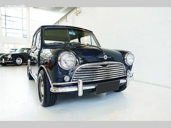 1967 Morris Mini Cooper S For Sale 65995 Manual Coupe Carsguide