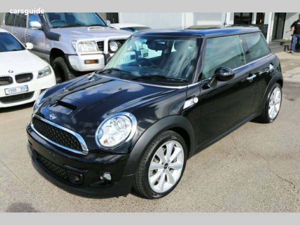 2012 Mini Cooper S For Sale 16990 Automatic Hatchback Carsguide