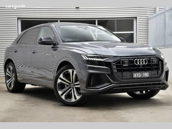 2019 Audi Q8 55 Tfsi Quattro Hybrid For Sale 159900 Automatic