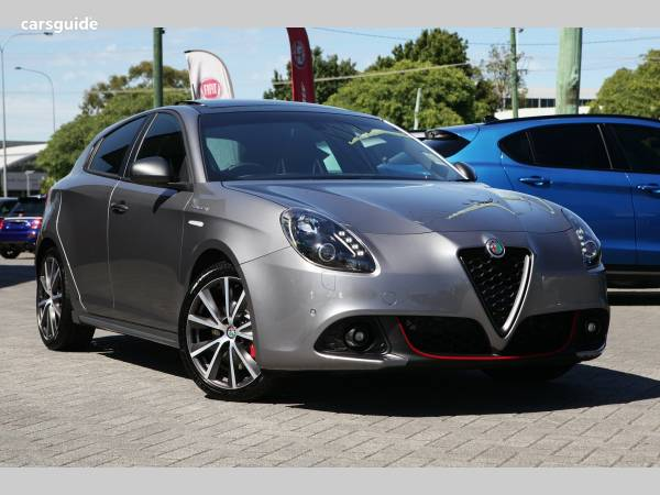 2019 alfa romeo giulietta veloce tct for sale 44 300. Black Bedroom Furniture Sets. Home Design Ideas