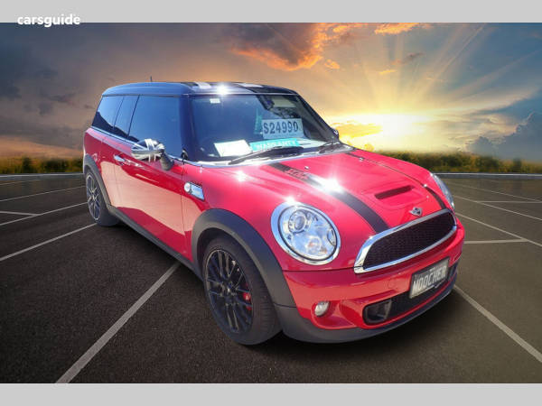 2011 Mini Clubman Cooper S Jcw For Sale 21990 Manual Wagon Carsguide