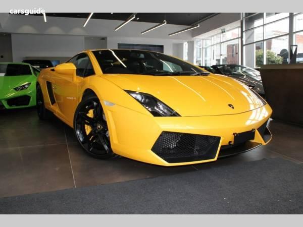 2013 Lamborghini Gallardo Lp550 2 For Sale 269 000 Automatic Coupe