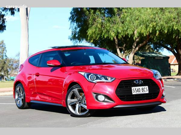 2014 Hyundai Veloster SR Turbo For Sale $19,990 Automatic Hatchback