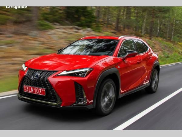 2019 Lexus Ux250h F Sport Ep1 Hybrid Awd For Sale 63950