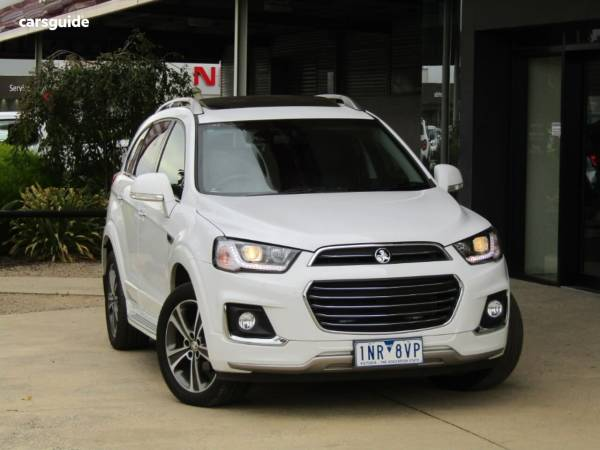 2017 Holden Captiva 7 LTZ (awd) For Sale $28,112 Automatic SUV