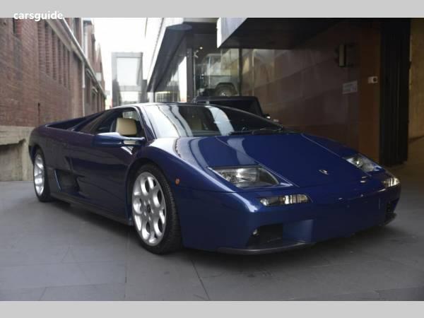 2001 Lamborghini Diablo Vt For Sale 359 900 Manual Coupe Carsguide