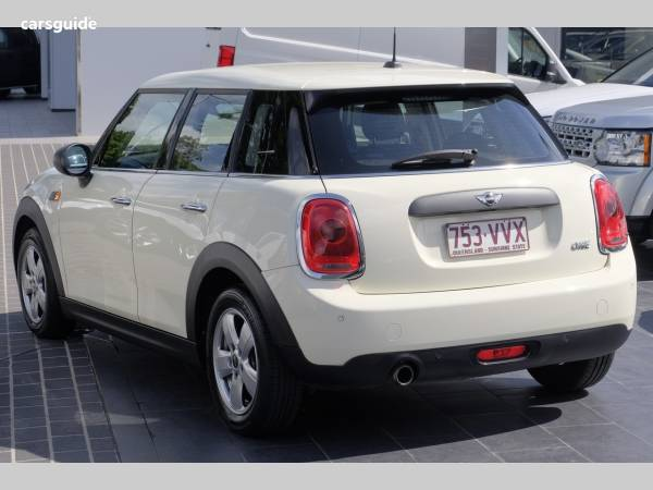 2015 Mini Cooper One For Sale 18750 Automatic Hatchback Carsguide