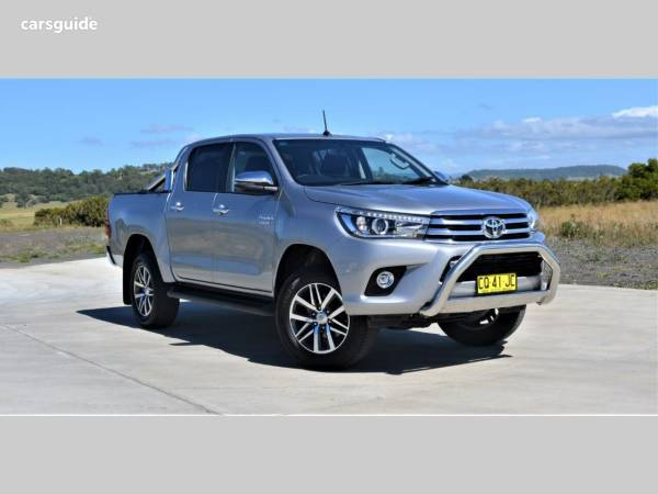 2018 Toyota Hilux SR5 (4X4) For Sale $48,999 Automatic Ute / Tray