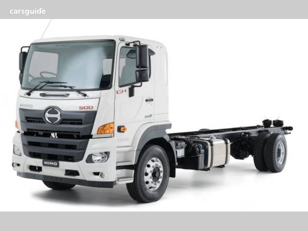 2019 Hino 500 Gh1835 Medium For Sale  145 570 Manual Commercial