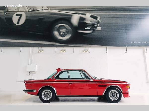 Bmw 3.0 Csl >> 1972 Bmw 3 0 Csl For Sale 299 995 Coupe Carsguide