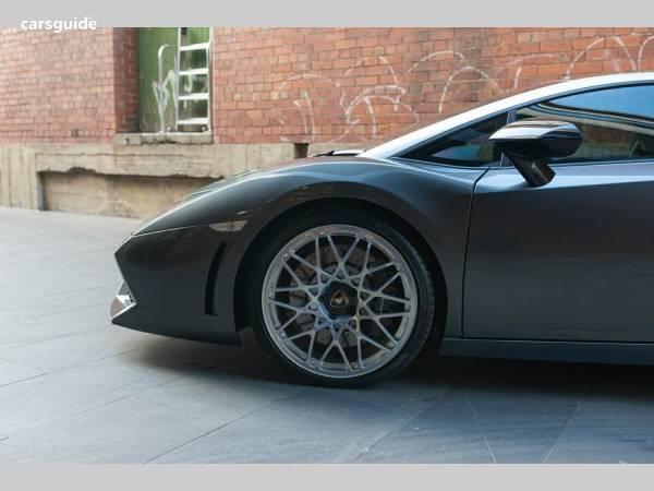 Lamborghini Gallardo Lp570 4 E Gear Awd Super Trofeo Stradale For