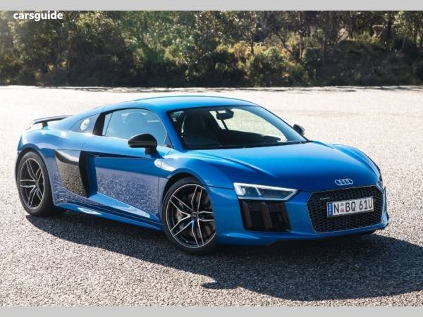 2019 Audi R8 Spyder Rws For Sale 321000 Automatic Coupe Carsguide