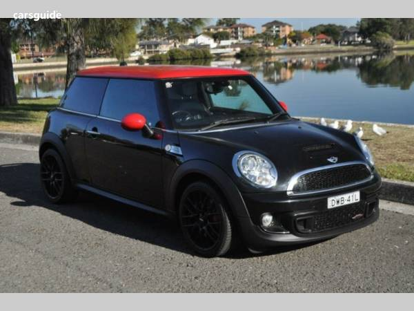 2010 Mini Cooper S Jcw For Sale 17920 Manual Hatchback Carsguide