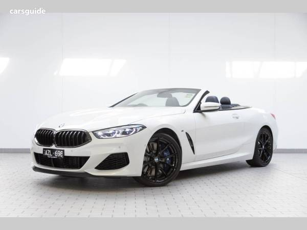 2018 Bmw 850i Xdrive For Sale 285000 Automatic Convertible Carsguide