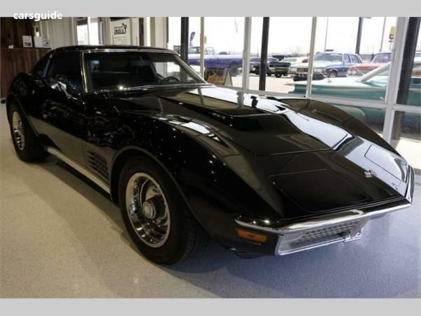 Corvette Sting Ray >> 1970 Chevrolet Corvette Stingray For Sale 62 000 Manual Convertible