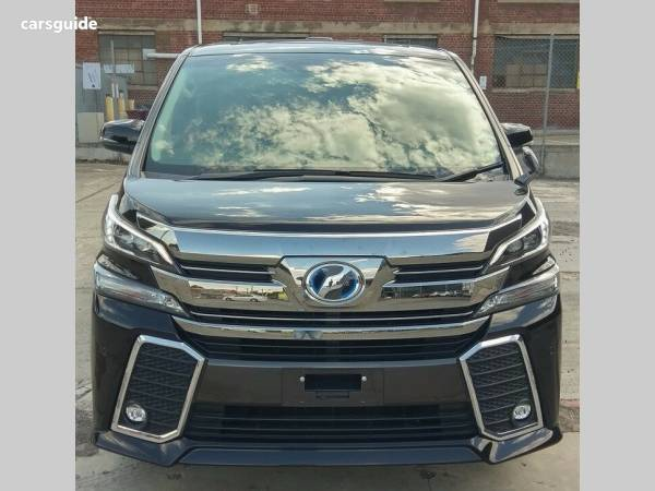 2016 Toyota Vellfire For Sale 105 888 Carsguide
