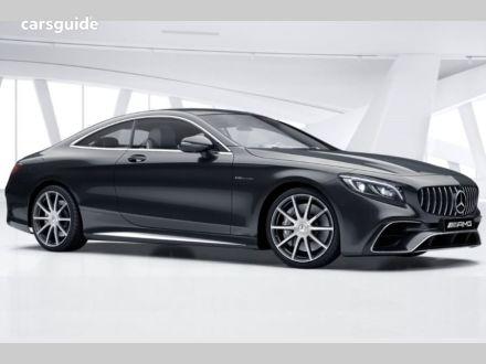 2019 Mercedes-Benz S63