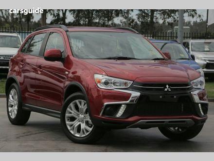 2019 Mitsubishi ASX