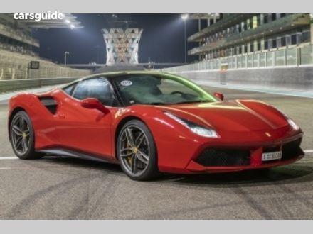 2019 Ferrari 488