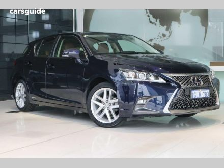 Lexus Ct200h For Sale >> Lexus Ct200h For Sale Perth Wa Carsguide