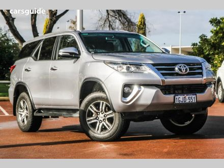 Toyota Of Midland >> Toyota Fortuner Suv For Sale Midland 6056 Wa Carsguide