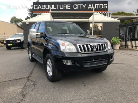 Toyota Prado SUV for Sale BURPENGARY 4505, QLD | carsguide