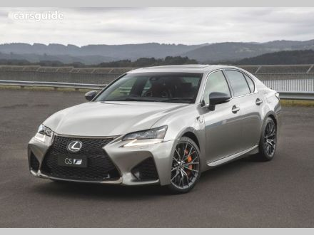 2019 Lexus GS-F