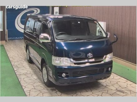 Toyota Hiace 4WD for Sale Sydney NSW | carsguide