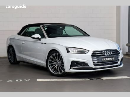 Audi A5 Convertible For Sale Mascot 2020 Nsw Carsguide