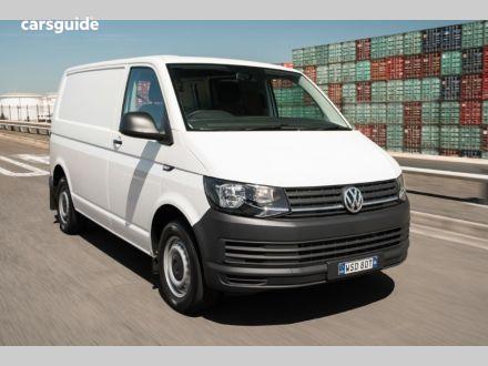2019 Volkswagen Transporter
