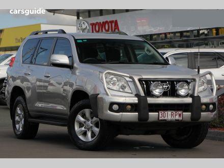 6cae0bc20d Ex Demo Toyota Prado for Sale Brisbane QLD   carsguide