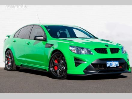 Yellow Hsv Gtsr SUV for Sale | carsguide