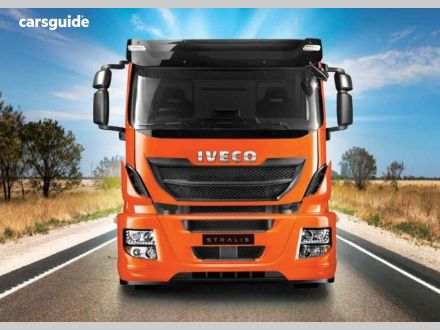 2019 Iveco Stralis AS-L 500 (6x4)
