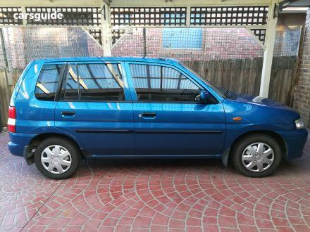 a178c31bd799d7 1997 Mazda 121 Metro