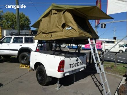 Used Toyota Hilux Camper For Sale Gastronomia Y Viajes