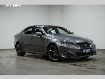 2012 Lexus IS350
