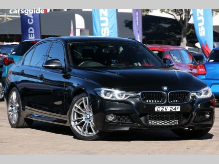 Bmw 3 Series Sedan For Sale Botany 2019 Nsw Carsguide
